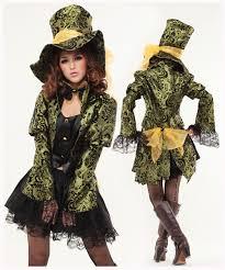 alice in wonderland mad hatter costume for women halloween