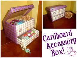 diy cardboard accessory box diy cardboard super glue and box