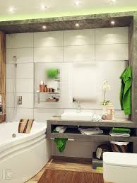 Creative Storage Ideas For Small Bathrooms Small Bathroom Layout Modern White High Gloss Wooden Batroom