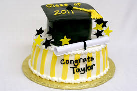 blue and yellow graduation cake archives patty u0027s cakes and desserts