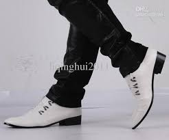 dressy shoes for wedding white cusp dress shoes s casual shoes groom wedding shoes