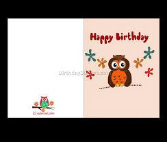 happy birthday card printable u2013 gangcraft net