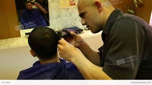 how much for a prison haircut barber in prison haircut convicted stock video footage 5712964