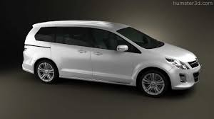 mazda van 2017 mazda mpv 2010 by 3d model store humster3d com youtube