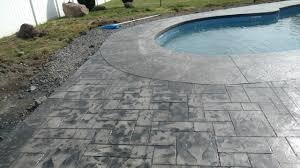 Flagstone Stamped Concrete Pictures by Old Time Masonry U0026 Stamped Concrete Co Stamped Concrete Ashlar