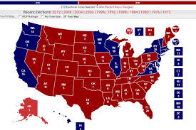 2012 Election Map by Curt Schilling Has An Interesting Prediction For Tomorrow U0027s
