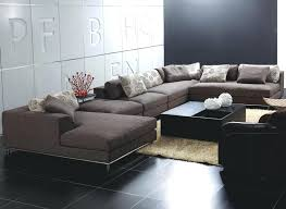 Best Leather Sectional Sofas Modern Sectional Microfiber Sofas Vancouver Black Leather