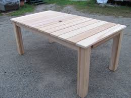 Your Source For Solid Wood Canadian Made Mennonite Furniture And - Cedar outdoor furniture