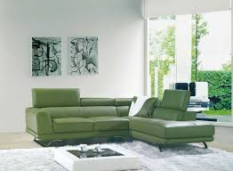 Lime Green Sectional Sofa Furniture Green Leather Sofa Awesome Best 15 Of Green Leather