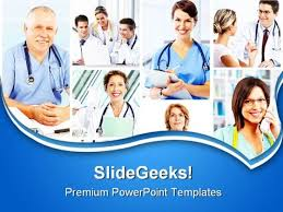 clinic powerpoint templates slides and graphics