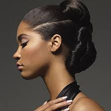 wrap hairstyles double knot wrap protective hairstyle thirstyroots com black