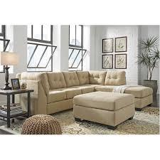 2 piece living room set arthur 2 piece sectional u0026 ottoman set u2013 jennifer furniture