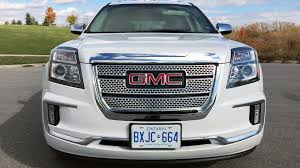 2016 gmc terrain denali v6 test drive review