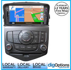 for holden cruze jg jh series ii 09 15 gps car bluetooth dvd