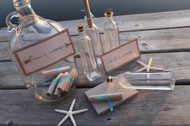 message in a bottle wedding wedding guest book how to remember your special day