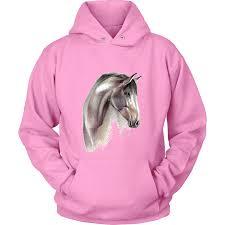 pencil sketch horse art hoodie u2013 horse lane