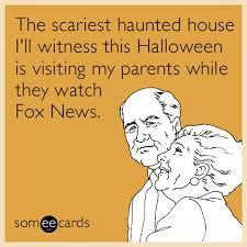 Republican Halloween Meme - frightfully funny halloween memes and cartoons