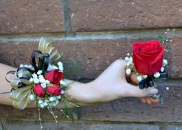 corsage and boutonniere set set corsage and boutonniere in irvine ca flower synergy