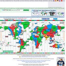 worldtimezone current time around the world and standard world