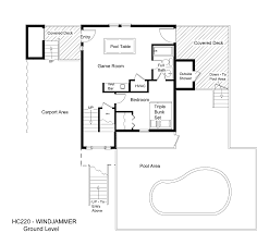 1 Bedroom House Floor Plans Pool House With Garage Plans Traditionz Us Traditionz Us
