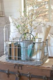 Vintage Home Interior Products by Best 25 Vintage Wire Baskets Ideas Only On Pinterest Antique