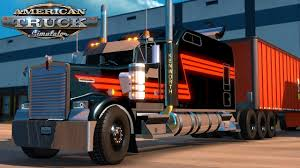 kenworth w900 parts american truck simulator ultra long kenworth w900 hauling for