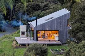 new zealand u0027s backcountry huts inspired this breezy open home