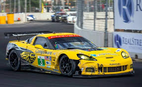corvette gt corvette racing at baltimore garcia magnussen lead 1 2 gt finish