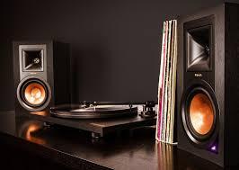 minimalist speakers klipsch r 15pm powered monitor speakers speakers monitor speakers