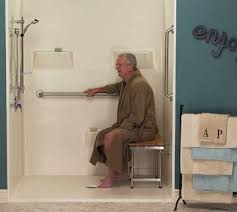Handicapped Bathroom Showers Handicap Bathtubs And Showers Bathroom Design