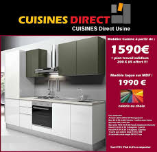 cuisine direct fabricant mob discount city cuisine direct usine collection photo décoration