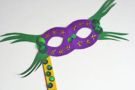 diy mardi gras masks your own mardi gras parade with these 20 diy masks