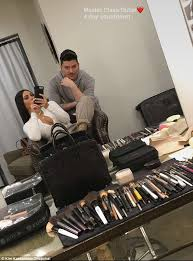 Makeup Classes Austin Kim Kardashian And Makeup Artist Mario Dedivanovic Prepare For