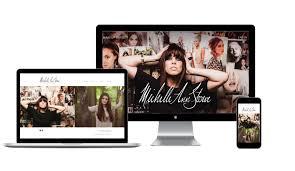 Website For Makeup Artist Brand Identity Michelle Ann Stowe U2014 Tarragon Studios Branding