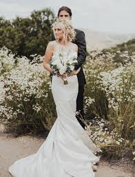 bohemian black tie california wedding eileen brian green