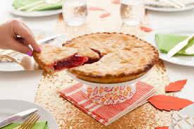 the best way to serve a pie at your friendsgiving dinner brit co