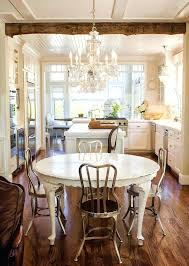 shabby chic round dining table top shabby chic round dining table and chairs home decor ideas
