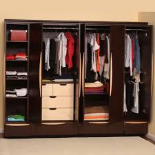 Furniture For Walk In Closet by Fabulous Wooden Ikea Bedroom Closets Presenting Many Shelves And
