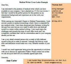 medical writer cover letter example forums learnist org