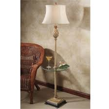 home decor source floor lamp and table combination 33051 astonbkk com
