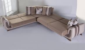 Convertible Sectional Sofa Bed Colombia Convertible Sectional Sofa In Plato Vizon By Istikbal