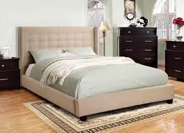 Upholstered Bedroom Sets Bed Frames Tufted King Bedroom Set King Upholstered Sleigh Bed