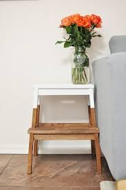 How To Make A Cheap End Table by Best 25 Cheap Bedside Tables Ideas On Pinterest Bedside Table