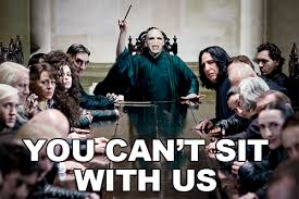 Mean Girl Meme - harry potter mashed up with mean girls is the best the mary sue