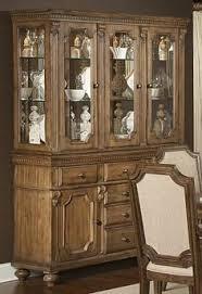 art furniture british heritage china cabinet in poplar