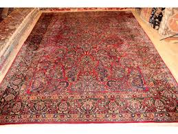 Antique Persian Rugs by Vintage Persian Sarouk Rug Circa 1920 U0027s Elegantorientalrugs Com