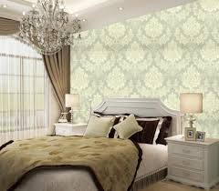 online buy wholesale cream damask wallpaper from china cream