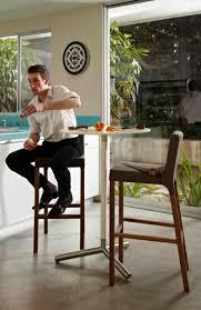 blu dot bar stool knicker barstool by blu dot available at grounded modern living