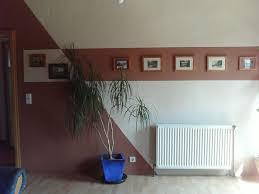 wohnzimmer streichen muster wand streifen streichen beispiele cool wand malen wand streichen