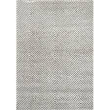 grey chevron rug